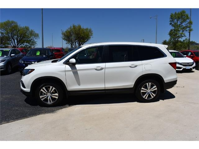 new 2017 honda pilot ex l w res awd suv in amarillo h2427 brown honda. Black Bedroom Furniture Sets. Home Design Ideas