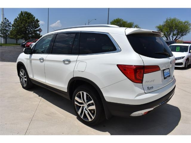 new 2017 honda pilot touring awd suv in amarillo h2446 brown honda. Black Bedroom Furniture Sets. Home Design Ideas